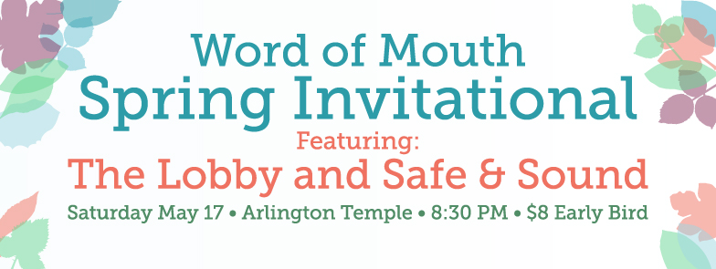 Word of Mouth Spring Invitational
