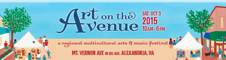 Art on the Avenue Festival 2015