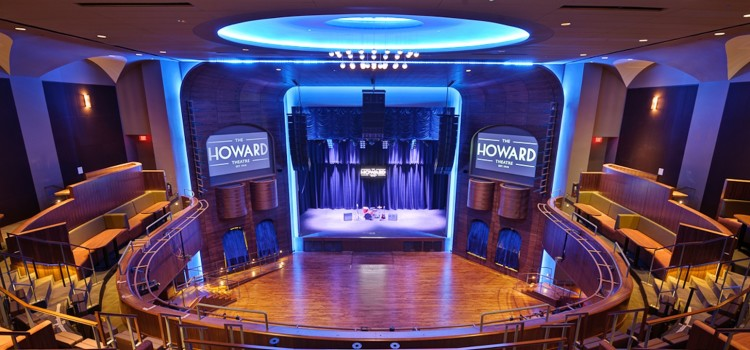 Impact DC 2015 @ The Howard Theater